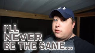 """(30 Min ALONE Challenge} NIGHT OF HORROR """"ROB MAY NEVER BE THE SAME"""" WARNING VERY SCARY"""