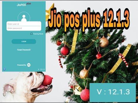 how to jio pos upgrade version 12 2 3 jio SIM activation