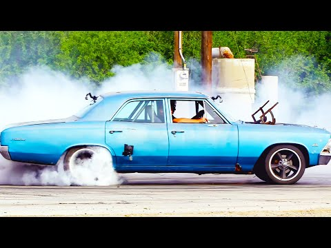 Roadkill   Top 10 Burnouts and Donuts