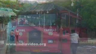 Bus Service inside Ramoji Film City