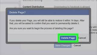Facebook page kaise delete kare 2021   Facebook page permanently delete kaise kare latest 2021  