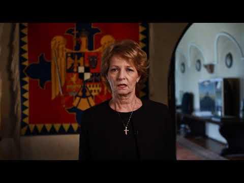 Mesajul Principesei Margareta, după moartea Regelui Mihai I