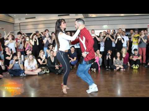 Download Frankfurt Festival 2016 - Daniel & Desiree - Sensual Bachata II Mp4 HD Video and MP3