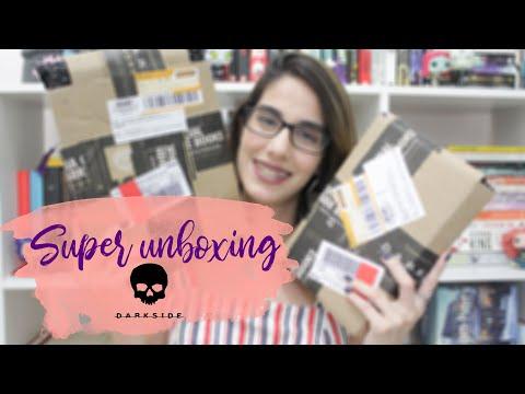 SUPER UNBOXING DARKSIDE  |  Crescendo em Flor