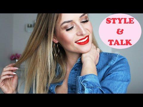 STYLE & TALK 2. Baby, Winterurlaub, Typveränderung etc.
