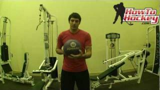Workouts to Improve Hockey Shooting - Slapshot and Wrist Shot