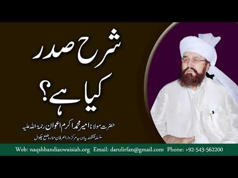 Watch Sharah-e-Sadar kia he YouTube Video