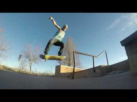 Andrew Sixberry - Fossil Creek Skatepark