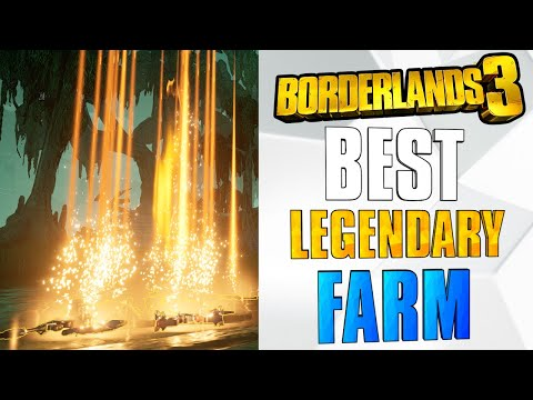 BEST Legendary Farm Borderlands 3