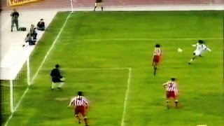 Albacete 6 - Sporting 2. Temp. 92/93. Jor. 27.