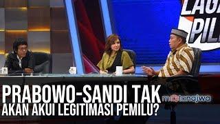 Laga Usai Pilpres: Prabowo-Sandi Tak Akan Akui Legitimasi Pemilu?  (Part 3) | Mata Najwa