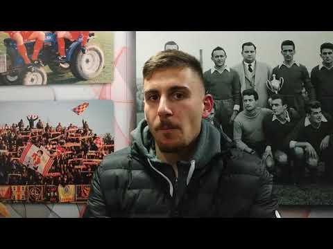 Monza-Arezzo 1-1, intervista a Pissardo