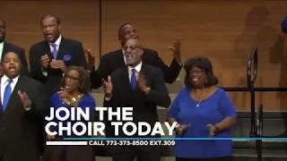 Join The Apostolic Faith Church Choir!