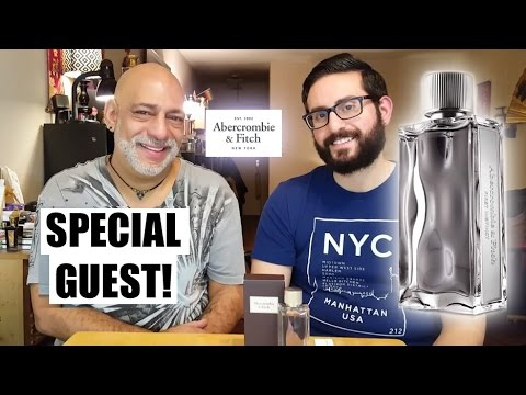Abercrombie & Fitch First Instinct Fragrance / Cologne Review