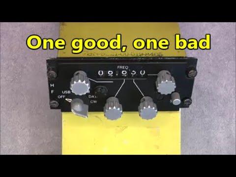Collins 714E-3 HF control box teardown