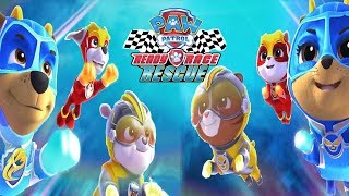 Paw Patrol - Mighty Twins Super Pups Save The Super Kitty Crew - Ultimate Rescue Adventure Marathon