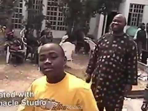 Davido's Childhood Video (10 yrs old)