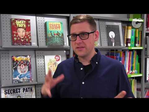 Vidéo de Jeff Lemire