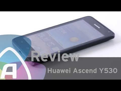Huawei Ascend Y530 review (Dutch)