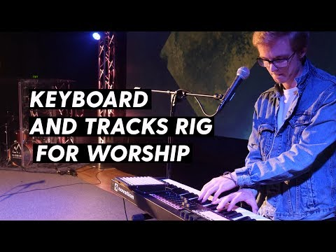 Download How To Use Mainstage For Keyboard Video 3GP Mp4 FLV HD Mp3