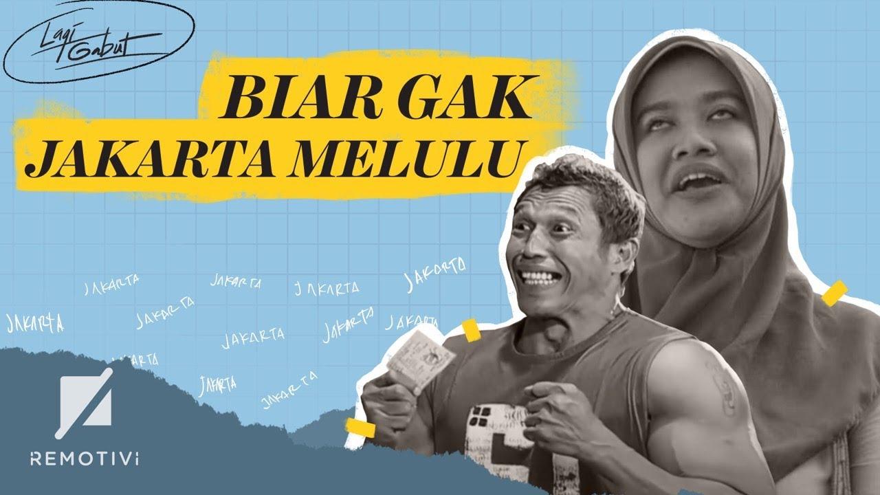 Menantang Jakarta ala Tilik
