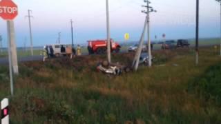 Смертельная авария в Новошешминском районе Татарстана