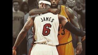 LeBron James - My Way (NBA Champion 2016]