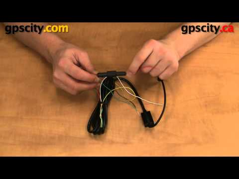 Garmin USB Bare Wire Power and Data Cable Options for Garmin Handhelds with GPSCity