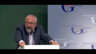 """Stiftungsprofessur 2018: Herfried Münkler - """"Kriege: Theorie Und Gewalt"""" (19.06.2018)"""