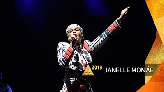 Janelle Monáe   Make Me Feel (Glastonbury 2019)