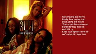 3LW: Hating Ass Chick (Lyrics)