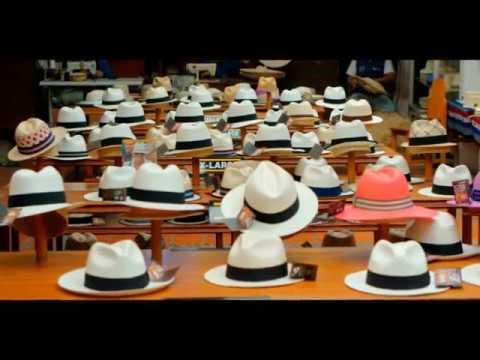 The Making of a Panama Hat, Cuenca, Ecuador