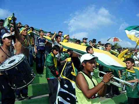"""""""ARTILLERIA VERDE SUR"""" Barra: Artillería Verde Sur • Club: Deportes Quindío"""