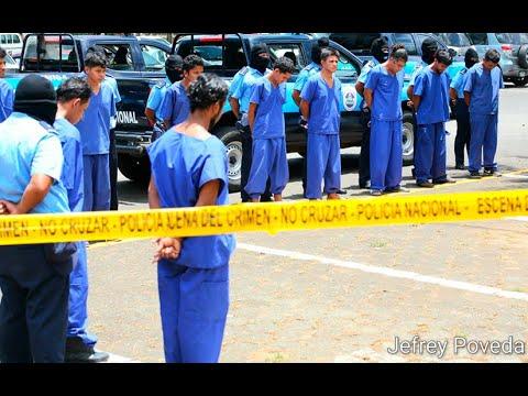 Policía Nacional captura más de 60 delincuentes a nivel nacional