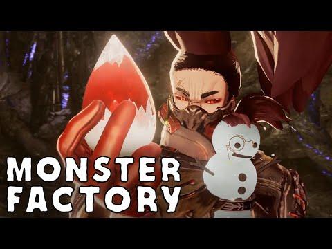 Exploiting Code Vein's gig economy | Monster Factory