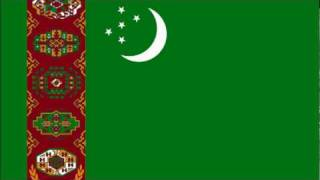 Turkmenistan National anthem Vocal