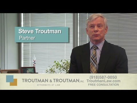 Tulsa Social Security Attorney Steve Troutman – Oklahoma Family Dedicated to Disability Law