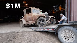 We Sold The Model T...
