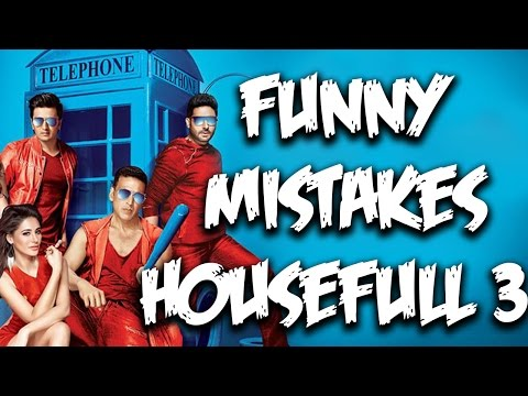 Everything Wrong With Housefull 3 Movie | Akshay Kumar | Bollywood Mistakes | Episode #17