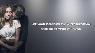 Lady Gaga, Bradley Cooper - Music to my Eyes (Lyrics)