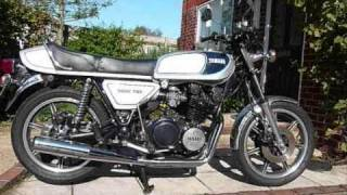 Yamaha XS750 1977
