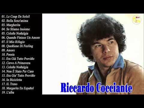 Le più belle canzoni di Riccardo Cocciante   Riccardo Cocciante Greatest Hits