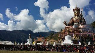 2015年10月生命電視台舉辦不丹朝聖之旅(蓮師開光)