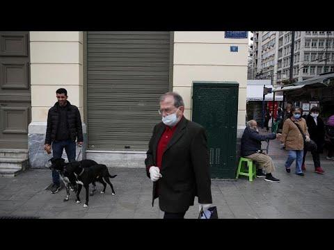 COVID-19: 101 νέα κρούσματα στην Ελλάδα – Ένας θάνατος τις τελευταίες 24 ώρες…