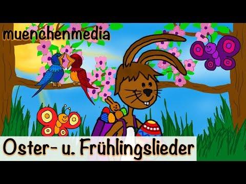 Osterlieder u. Frühlingslieder Mix - Ostern | Kinderlieder zum Mitsingen - muenchenmedia