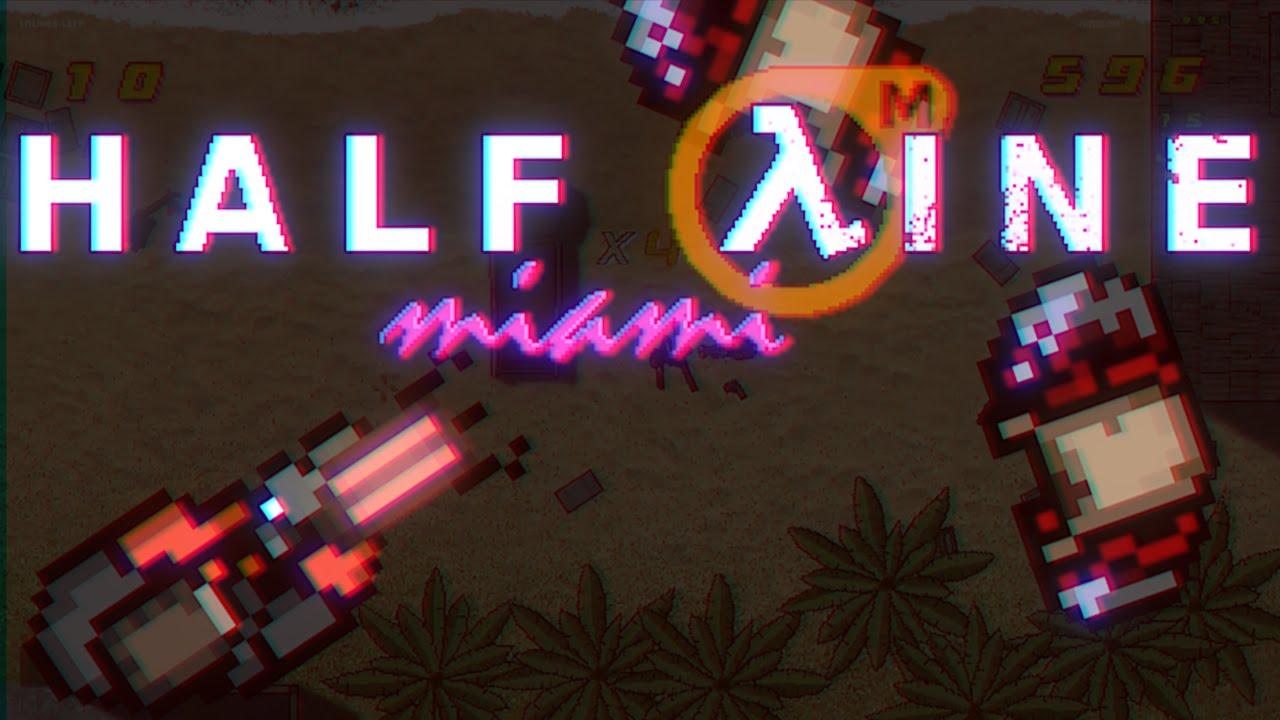 Half-Line Miami, The Half-Life / Hotline Miami Mash-Up We Had To Have