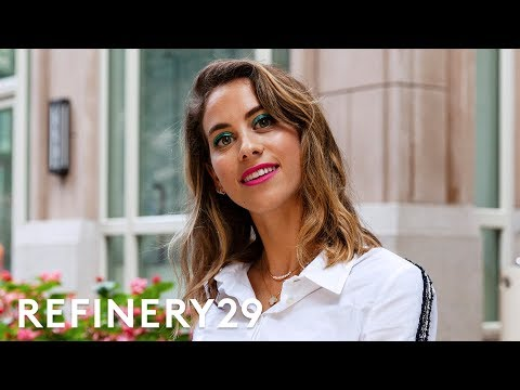 5 Days Of Different Makeup | Try Living With Lucie | Refinery29
