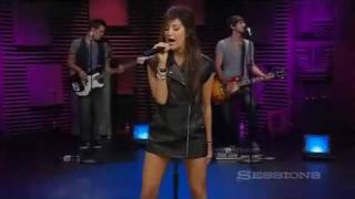Ashley Tisdale What If Live AOL Sessions