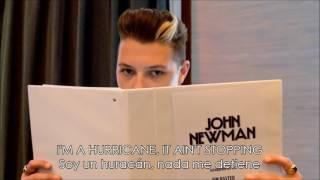 John Newman-Running (Subtitulada al Español+Lyrics)