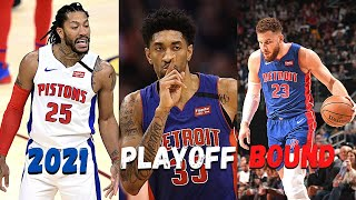 WHY The Detroit Pistons WILL Be Next Years Miami Heat (ft.Blake Griffin, Derrick Rose, Sekou, Wood)